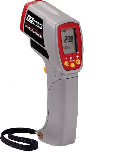 红外线温度计TES-1326S