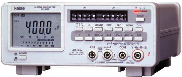台式万用表SK-4030