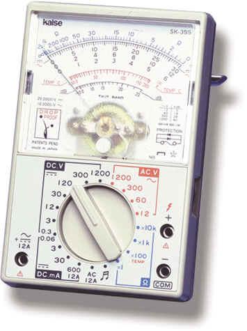 指针式模拟万用表SK-355