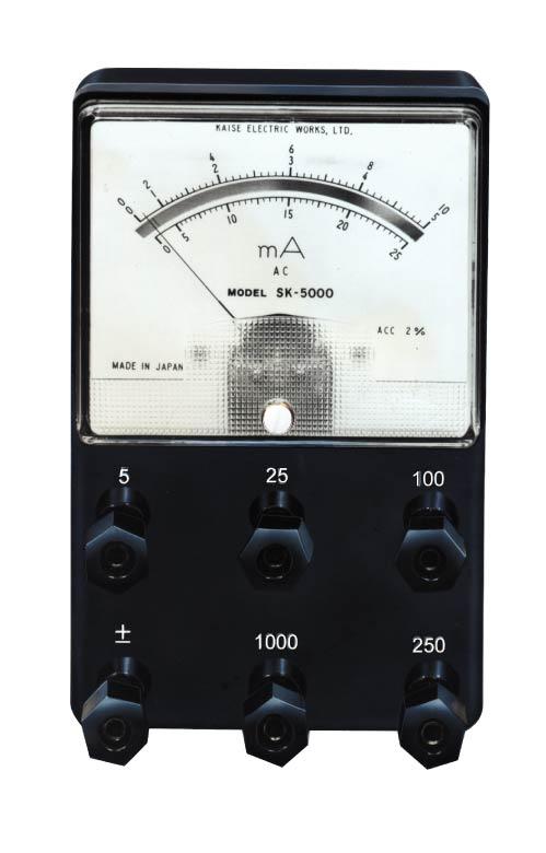 交流MA电流计SK-5000