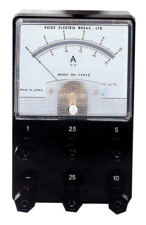 直流25A电流计SK-5000E