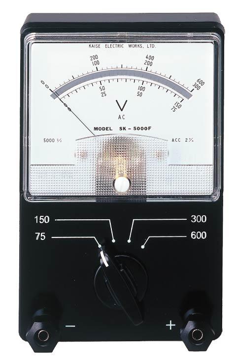 交流电压计SK-5000F