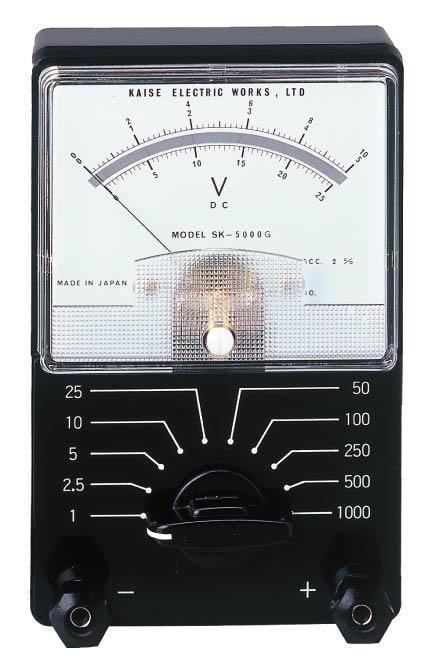 直流电压计SK-5000G