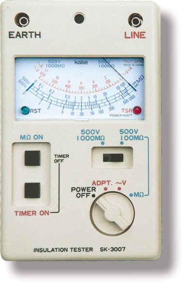 绝缘电阻测量仪SK-3031