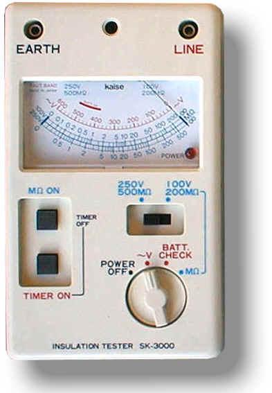 绝缘电阻测量仪SK-3002