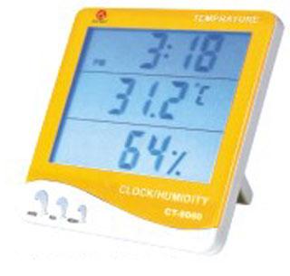 家庭数字显示温湿度计-CT-8060