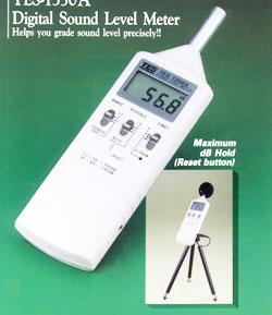 数字式噪音计声级计TES-1350A