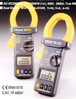 数字功率计表PROVA6600