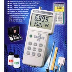 PH值测试仪可记录型PH值计(RS232)TES-1380K