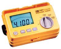 数字式自动换文件绝缘测试器TES-1601