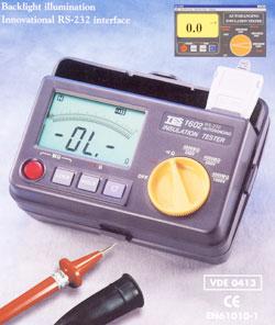 绝缘测试器TES-1602