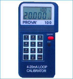 4-20mA回路校正器PROVA-100