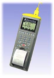列表式温度计印表机AZ9881