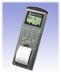列表式温湿度计印表机AZ9680