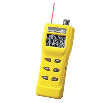 三合一红外线测量仪AZ8857