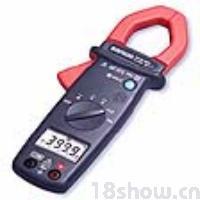 钳形电流表DCM400AD
