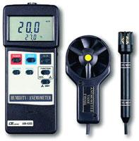 AM4205风速/温度/湿度计