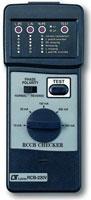 RCB110V/220V漏电断路器测试计