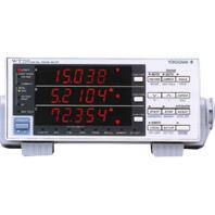 WT210单相数字功率表