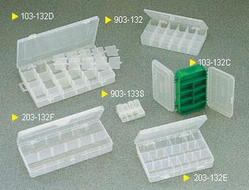 零件盒及实验盒系列
