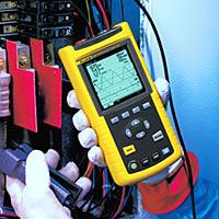 Fluke43B电能质量分析仪