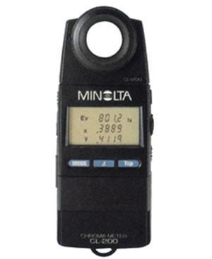 色温照度计CL-200