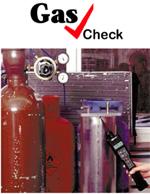 多用途气体泄漏探测仪GasCheck 3000is