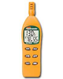 温度计+干湿球湿度计RH300