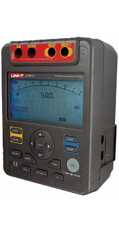 UT510系列(绝缘电阻测试仪)UT-511