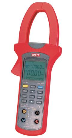 UT230系列(数字钳形功率计)UT-231