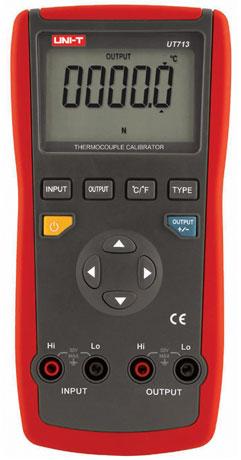 UT710系列热电偶校验仪UT-713
