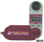 六合一多功能风速仪/风速计AZ8910