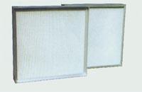 GK系列高效无隔板空气过滤器