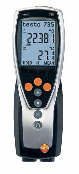 三通道高精度温度仪testo735
