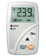 温度记录仪 TESTO177T1/T2/T3/T4