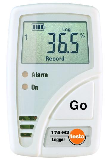 温湿度记录仪 TESTO175H1/H2