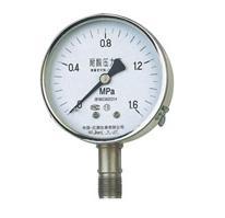YTS-100、YTS-150耐酸压力表