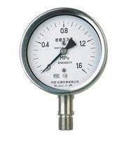 YTU-100S、YTU-150S耐硫压力表