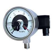 YXG-150-Z抗振感应接点压力表