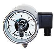 YXG-150-KG 感应接点压力表(带开关放大器)