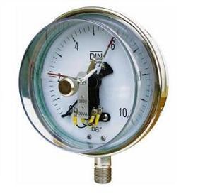 YXC-100/150B全不锈钢电接点压力表