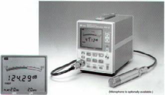 高精度大量程噪音分析仪 NA-42