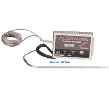 LCD显示温度记录仪20269