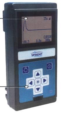 3公里手持式TDR型电缆故障定位仪E2550