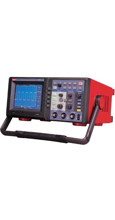 彩色数字存储示波器UTD-3102C