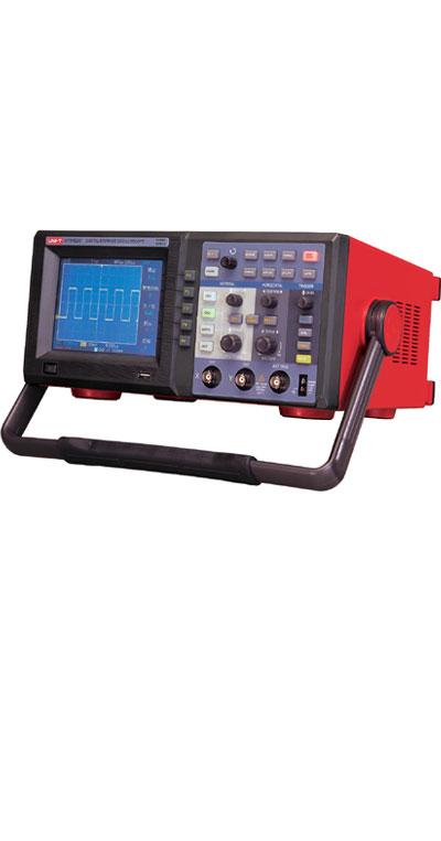 彩色数字存储示波器UTD-3152C