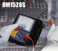 DM1528S指针式绝缘电阻测试仪