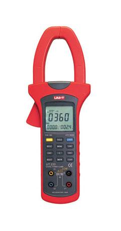 UT230系列数字钳形功率计UT-233