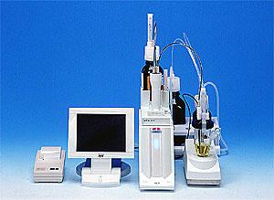 容量法卡氏水分测定仪MKA-610