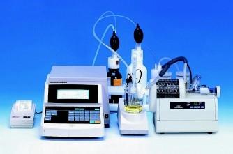 石油产品水分测定仪MKC-520&ADP-513
